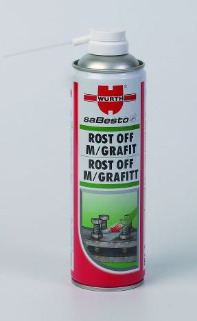 Rost Off  Grafit  500ml