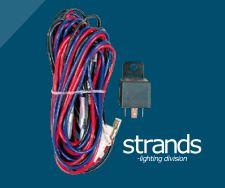 Johtosarja 2 lisävalolle, Strands-light division