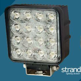 Led-työvalo hajottava, Strands-light division
