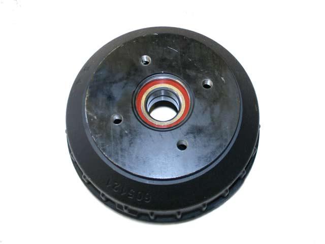Jarrurumpu 200 mm 4*100 kompakti laakeri