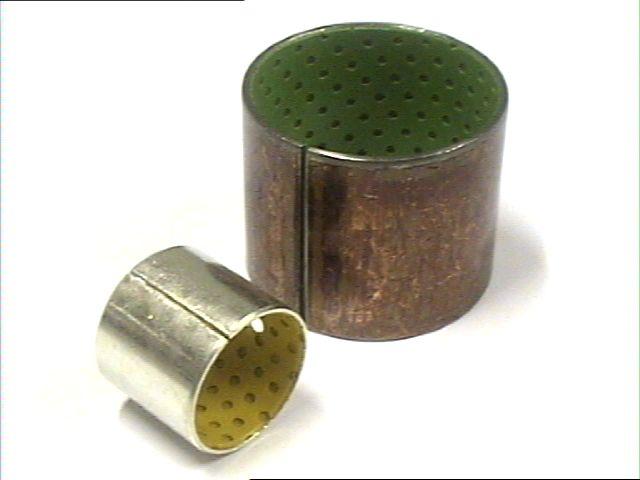 Voideltavat teräs/muovi liukulaakerit