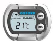 Oxford kello&lämpömittari