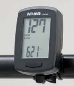 Daytona Nano Tunti/kierrosmittari+kello