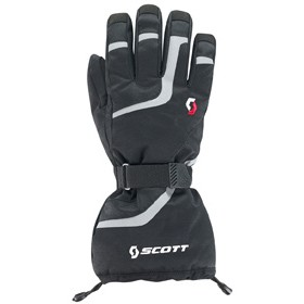 Scott Hyland glove black/grey S