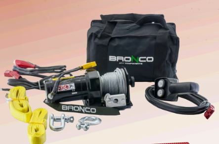 Bronco 2000 Portable vinssi