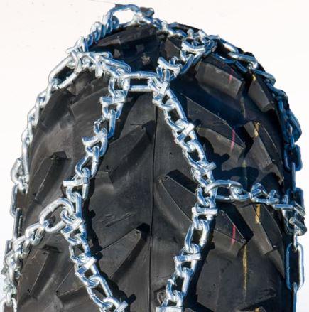 Diamond V-Bar Lumiketjupari, 130x36cm