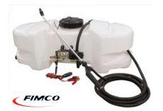 Ruiskutuslaite LG-15-EC, Fimco