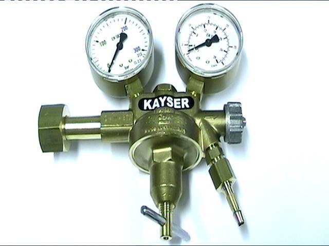 Kayser-paineenalennin argon