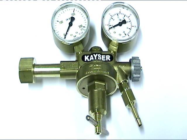 Kayser-paineenalennin hiilidioksiidi