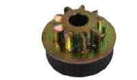 Sno-X Starttimoottorin rattaat AC / Polaris