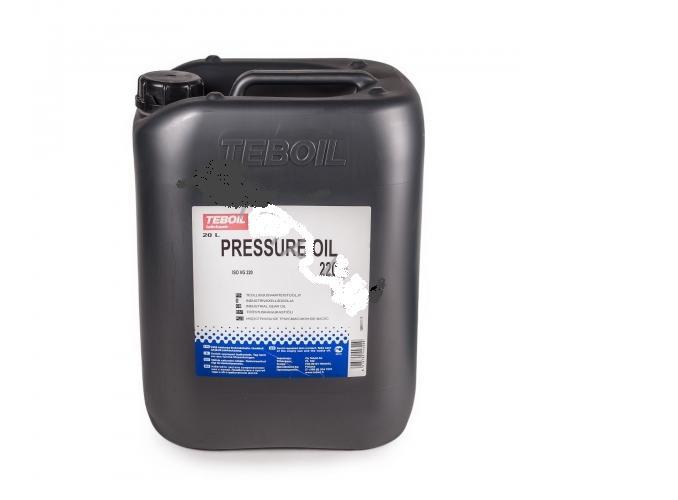TEBOIL PRESSURE 20L 220 OIL