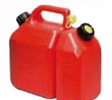 Öljy- ja polttoainekanisteri