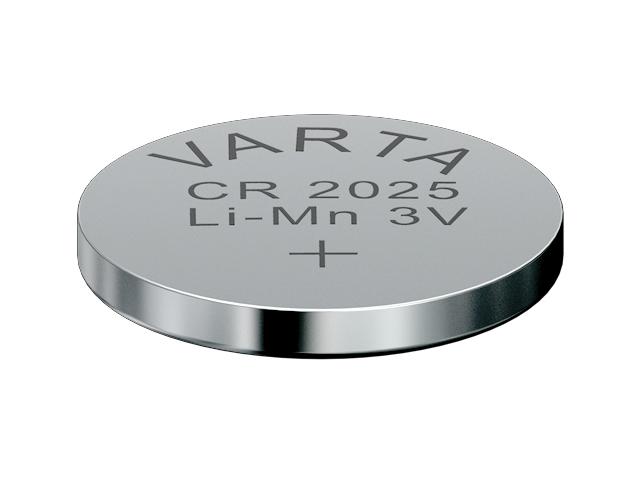 Nappiparisto CR 2025 LITHIUM 3 V