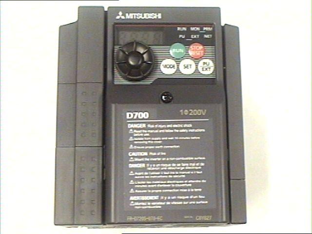 MITSUBISHI FR-D720S-070-EC  1,5KW