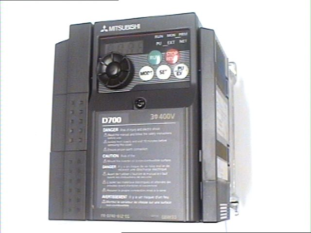 MITSUBISHI FR-D740S-012-EC  0,37KW