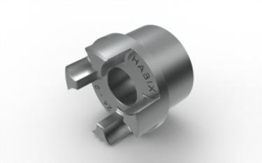 HWN 55 T1 Alumiini Akselikytkin