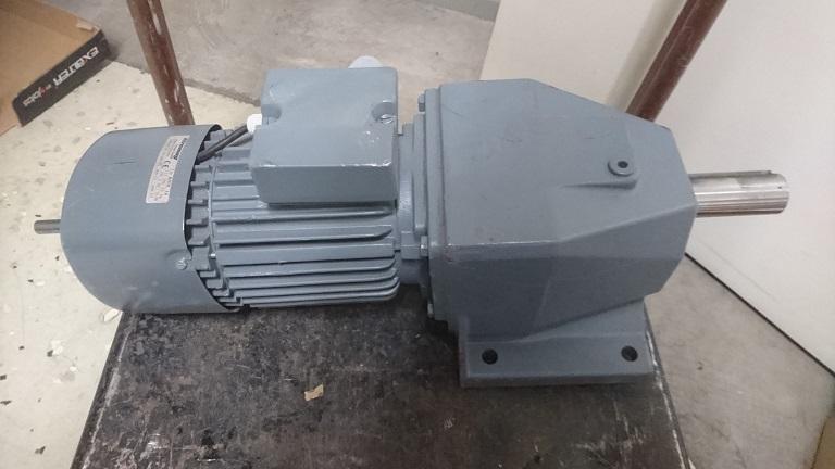 KEB ZG2 CK 80G4 0,75KW 40 RPM jarruvaihdemoottori