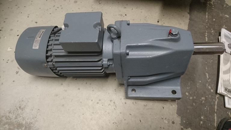 KEB ZGKPR 71 K6 0,37KW 20 RPM jarruvaihdemoottori