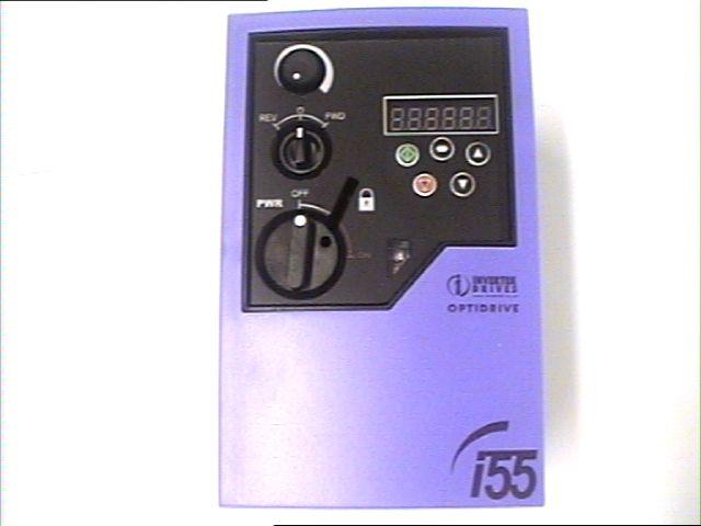 BEVI taajuusmuuttaja 0,37 kW IP55 S