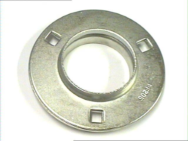 PF 207 Pyöreä peltilaippa