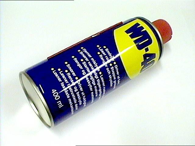 Monitoimiöljy WD40 400 ml
